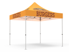 10x10ft Aluminum Pop Up Tent with Roof