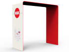 Custom Arch Display Stand