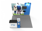 10 x 10ft Portable Exhibition Stand Display Booth 13