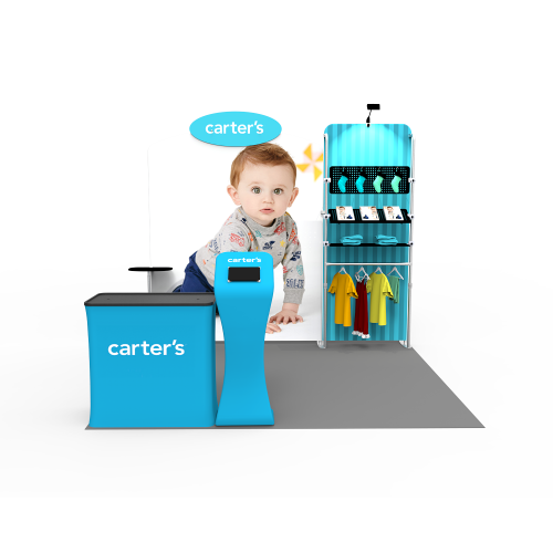 10 x 10ft Portable Exhibition Stand Display Booth 20