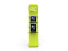 Brochure Stand with Graphic