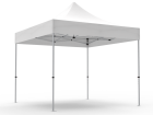 10 x 10ft Pop Up Canopy with BLUE Roof