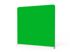 8ft Straight Pillow Case Green Screen Backdrop