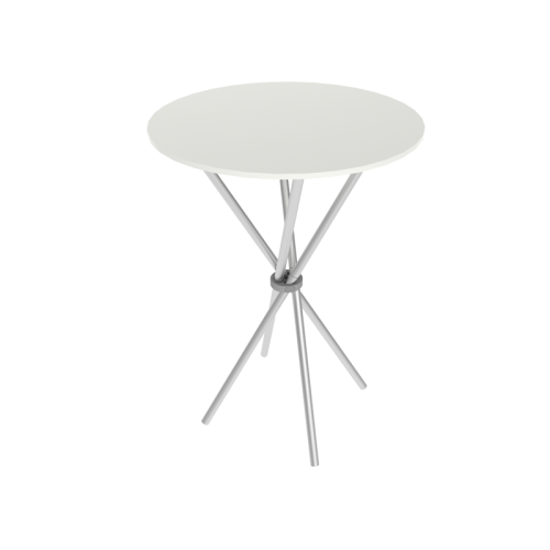 Cocktail Table Cover with Graphic